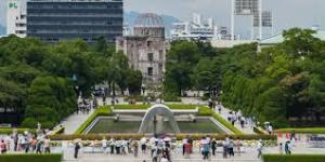 Vista actual de Hiroshima